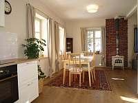 Kuchyně a jídelna - Abertamy