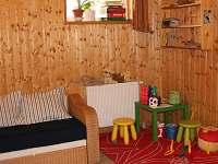 dětský koutek ve spol. místnosti
