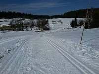 Běžecká stopa v Perninku -