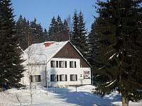 ubytování  na chatě k pronajmutí - Rudné