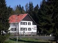 ubytování Nové Hamry na chatě k pronájmu