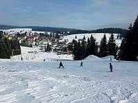 Skiareál Velflink - pronájem chaty Pernink