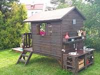 dětský domek - rekreační dům k pronájmu Hroznětín
