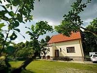 Rekreační dům na horách - zimní dovolená Hroznětín