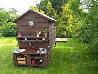 Rekreační dům ubytování v obci Jakubov