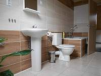apartmán koupelna - Klíny - Rašov