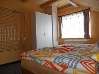 apartmán ložnice - Klíny - Rašov