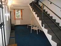 chodba ubytování Gerhard - Klíny - Rašov