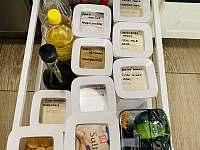 kuchyně - vybavení - Jáchymov - Mariánská