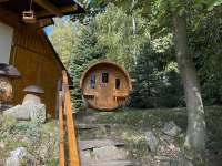 Sudová Sauna - chata ubytování Jáchymov - Mariánská
