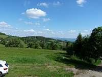 Výhled do okolí - chata k pronájmu Jáchymov - Mariánská