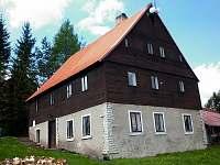ubytování Ski areál Jáchymov - Náprava Chalupa k pronajmutí - Hřebečná