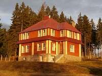 Vila na horách - okolí Horní Blatné