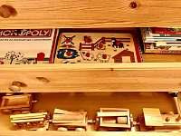 Hračky a hry k dispozici všem :-) - Horní Blatná