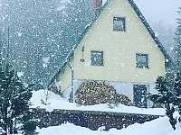 Chata Český zima -