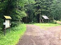 Turistika - okolí I - chata k pronájmu Český Jiřetín
