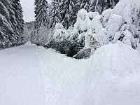 zima 2019 - Český Jiřetín