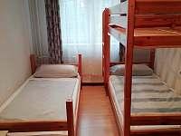 Ložnice 1 - pronájem apartmánu Jáchymov