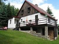 ubytování Lyžařský vlek Hora Svaté Kateřiny na chatě k pronajmutí - Svahová