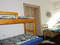 pokoj 4  (5 osob) - Hora Svatého Šebestiána