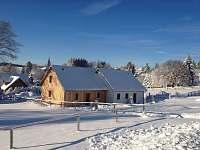Apartmán na horách - zimní dovolená Bublava