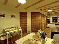 kuchyň apartmán č.1, č.2