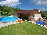 Chata k pronajmutí - dovolená  Kamencové jezero rekreace Svahová