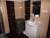 koupelna - chata k pronájmu Svahová