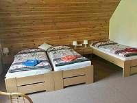 Čtyřlůžkový pokoj - Bublava