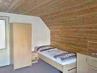 Čtyřlůžkový pokoj - chata k pronájmu Bublava