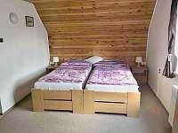 Dvoulůžkový pokoj - Bublava