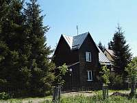 Chata k pronájmu - zimní dovolená Abertamy