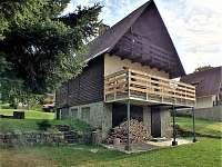 Chata ubytování v obci Klášterecká Jeseň