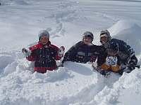 Sněhu míváme dost