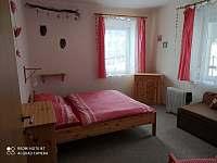 pokoj 1 přízemí - chata k pronájmu Abertamy