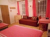 pokoj 2 přízemí - Abertamy