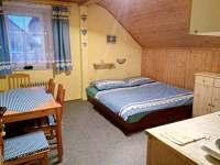 pokoj 3 kuchyň patro - Abertamy