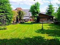 zahrada - Abertamy