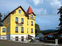 ubytování  ve vile na horách - Abertamy