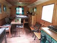 Maringotka - chata ubytování Tisá - 5