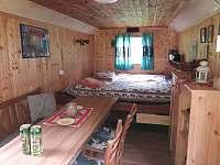 Maringotka - chata k pronajmutí - 4 Tisá
