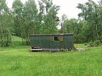 Maringotka Tisá - chata ubytování Tisá