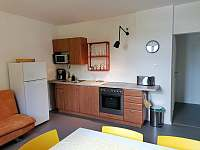 Apartmán pro 4-5 osob kuchyňský kout - pronájem Horní Blatná