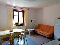 Apartmán pro 4-5 osob obývací pokoj - k pronájmu Horní Blatná