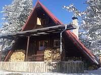 Chata ubytování v Krupce