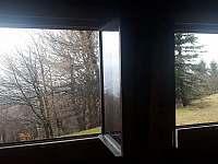 pohled z oken - Horní Krupka