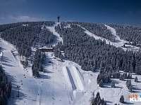 Skiareál Klinovec Sever - Boží Dar