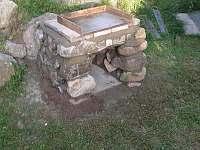 Zahr. grill,Pstruží - ubytování Pernink