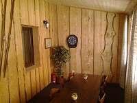 Vstupní veranda pokoje 1