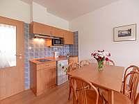 Kuchyňský kout - 4 lůžkový apartmán - Boží Dar